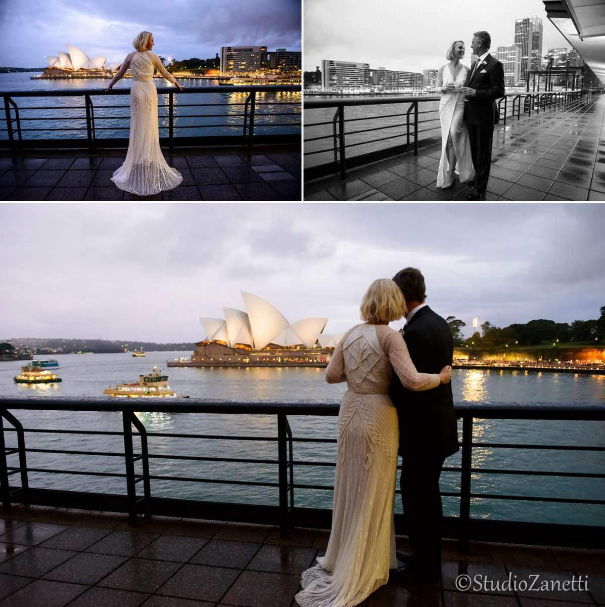 Quay restaurant wedding