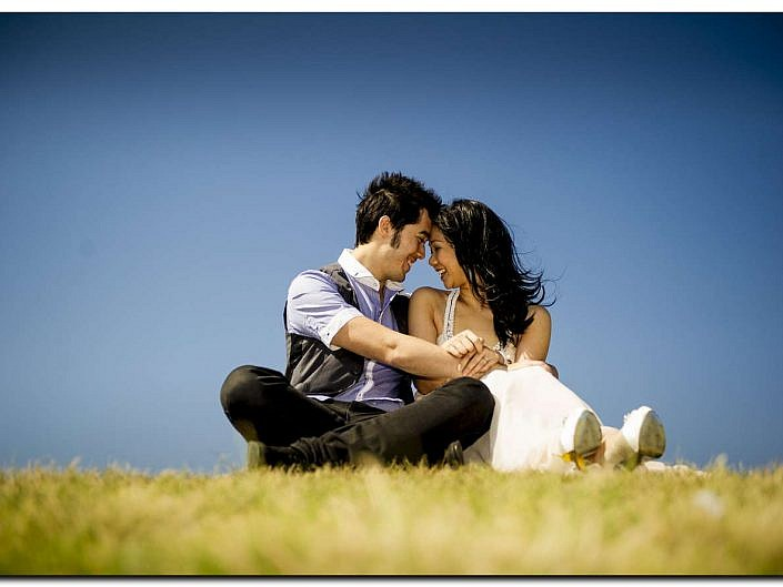 Stylish Pre Wedding Photography Sydney