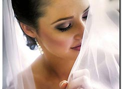 Affordable bridal wedding Photography