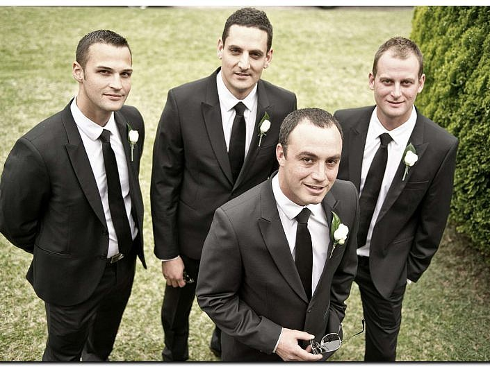 Groom Prep Photography Services