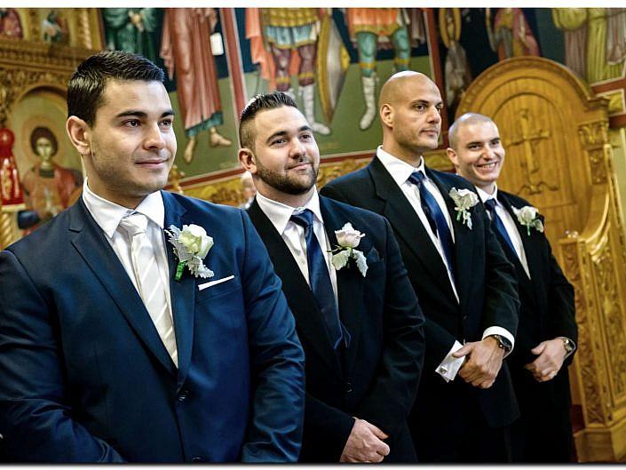 Handsome Groom Wedding Photos