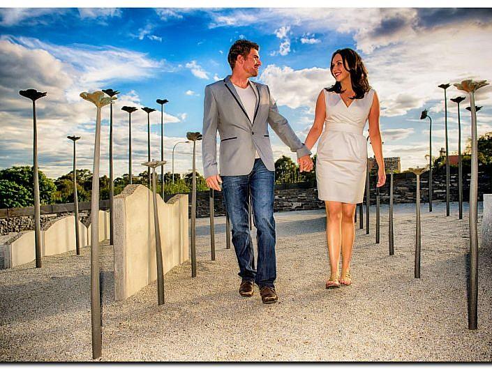Unique Style Pre Wedding Photoshoot Sydney