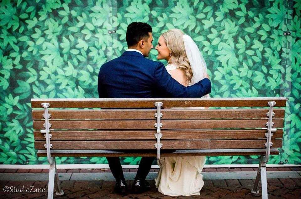 Wedding at Saint Mary's North Sydney and - Sasha and Brendan