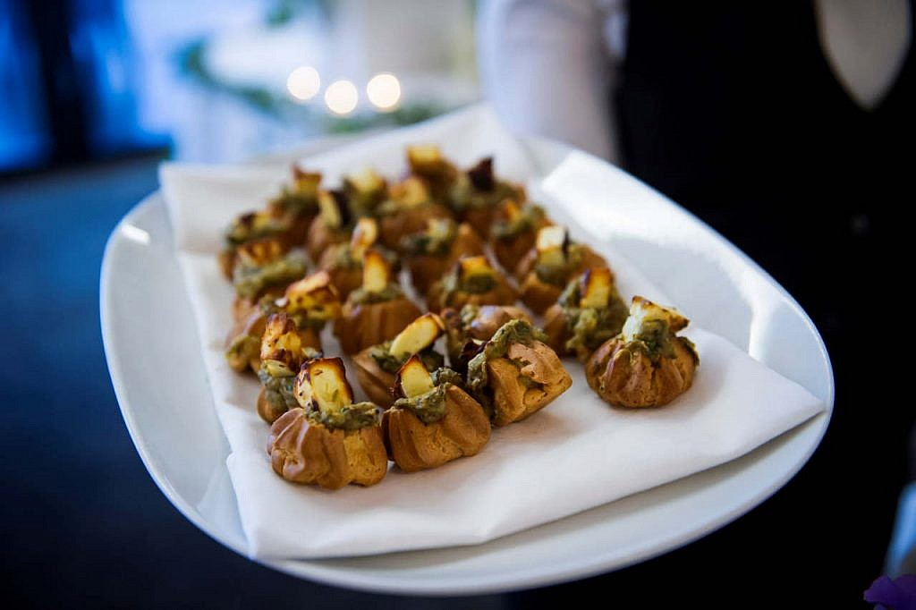 canapes at sergeants mess