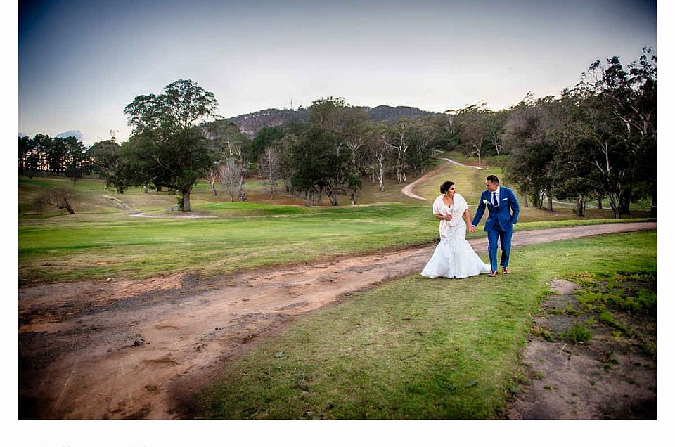 The Gibraltar Hotel Bowral Wedding - Victoria and Chris